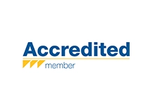 Accredited Member Logo
