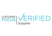Customer Focus, Verified Supplier